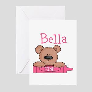 Bella's Greeting Cards (Pk of 20)