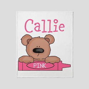 Callie's Throw Blanket