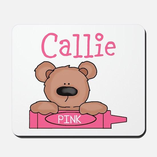 Callie's Mousepad