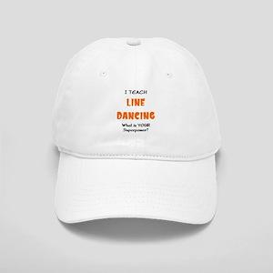 teach line dance Cap