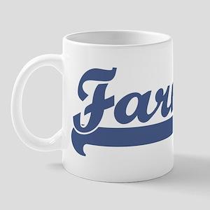 Farmer (sport-blue) Mug