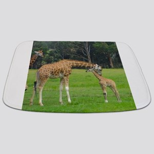 Baby Giraffe Bathmat