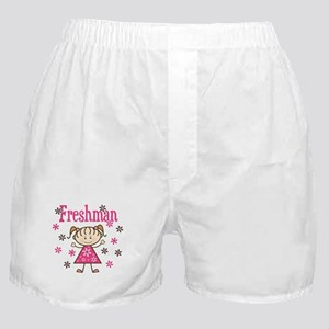 Freshman Girl Boxer Shorts