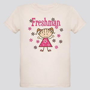 Freshman Girl Organic Kids T-Shirt