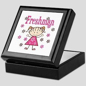 Freshman Girl Keepsake Box