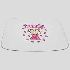 Freshman Girl Bathmat