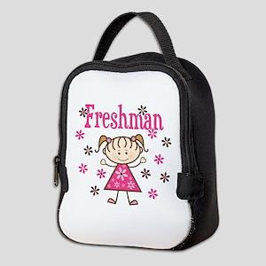 Freshman Girl Neoprene Lunch Bag