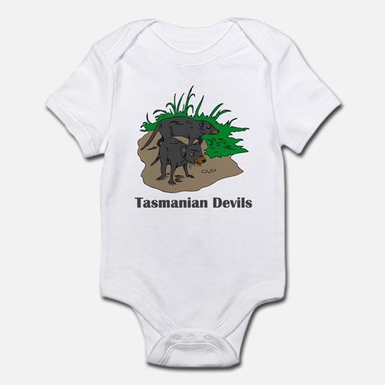 Tasmanian Devils Infant Bodysuit