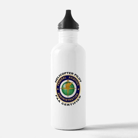 FAA_Logo_Color_HELO-patch.tif Water Bottle