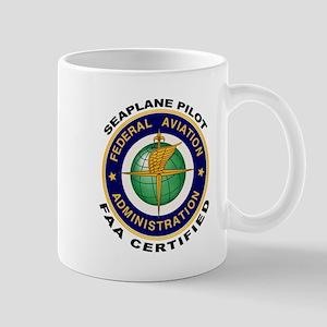 FAA_Logo_Color_ASEL-patch Mugs