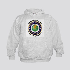 FAA_Logo_Color_ASEL-patch Hoodie