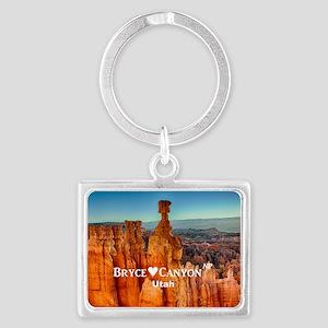 Utah Landscape Keychain