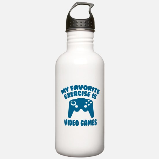 My Favorite Exercise i Water Bottle