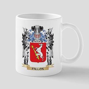 Fallon Coat of Arms - Family Crest Mugs