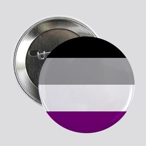 "Asexual Pride Flag 2.25"" Button"