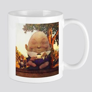 Humpty Dumpty in Wonderland Mug
