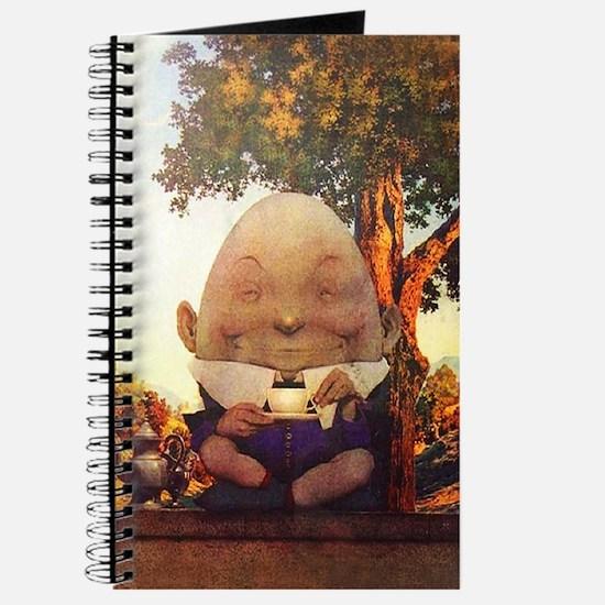 Humpty Dumpty in Wonderland Journal