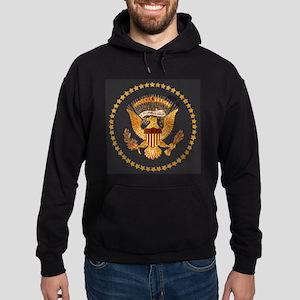 Presidential Seal, The White House Hoodie (dark)