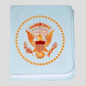 Presidential Seal, The White House baby blanket