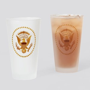Presidential Seal, The White House Drinking Glass