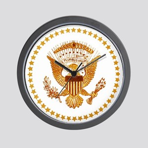 Presidential Seal, The White House Wall Clock