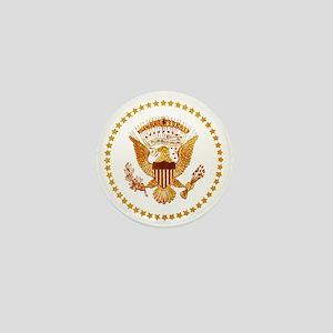 Presidential Seal, The White House Mini Button