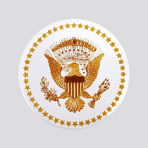 Presidential Seal, The White House Button