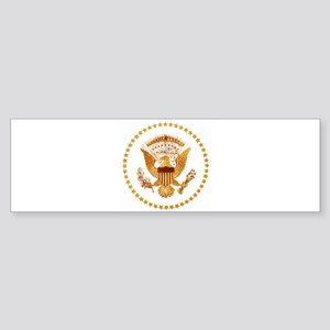 Presidential Seal, The White Hous Sticker (Bumper)