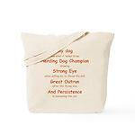 Herding Eye Tote Bag