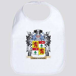 Farquharson Coat of Arms - Family Crest Bib