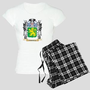 Farrell Coat of Arms - Fami Women's Light Pajamas