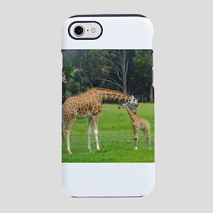 Baby Giraffe iPhone 8/7 Tough Case