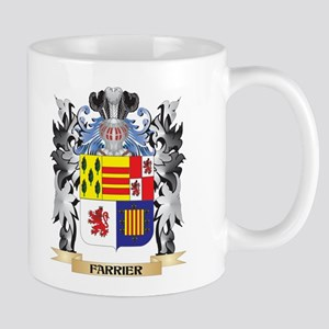 Farrier Coat of Arms - Family Crest Mugs