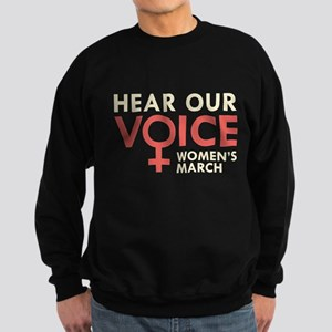Hear Our Voice Hooded Sweatshirt