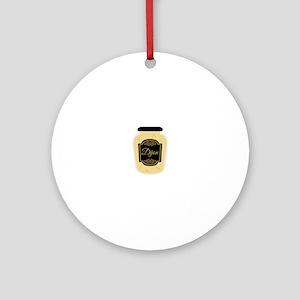 Dijon Ornament (Round)