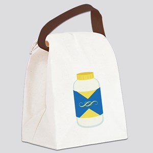 Mayonnaise Jar Canvas Lunch Bag