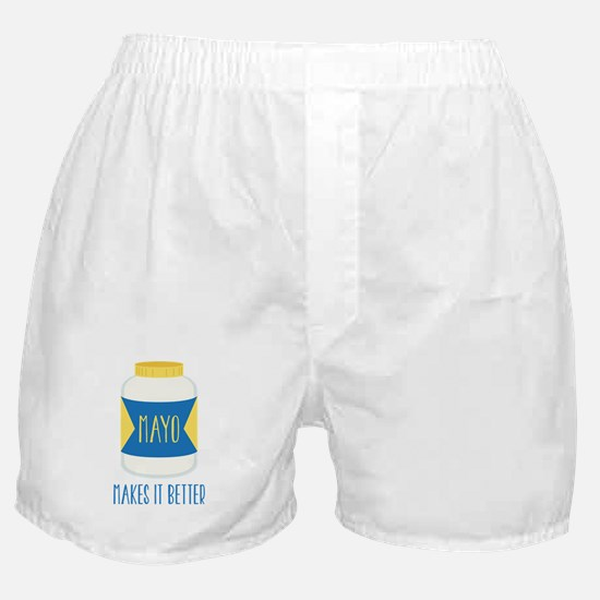 Makes It Better Boxer Shorts