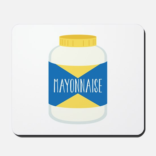 Mayonnaise Mousepad