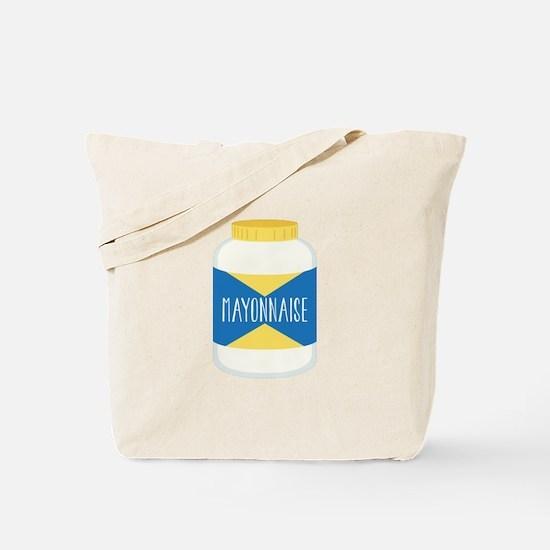 Mayonnaise Tote Bag