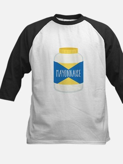 Mayonnaise Baseball Jersey