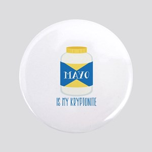 Mayo Kryptonite Button