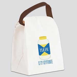 Mayo Kryptonite Canvas Lunch Bag