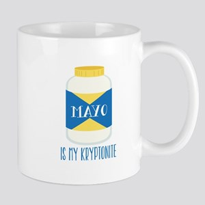 Mayo Kryptonite Mugs