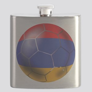 Armenia Soccer Ball Flask