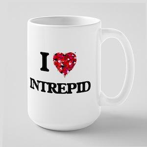 I Love Intrepid Mugs