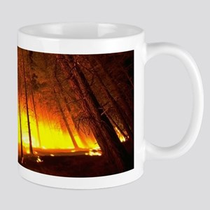 Forest Fire Mugs