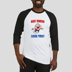 LAUGH Baseball Jersey