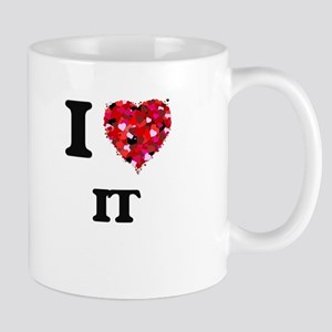 I Love It Mugs