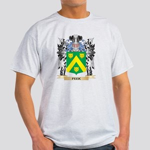 Feek Coat of Arms - Family Crest T-Shirt
