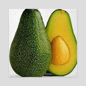 Avocado Queen Duvet
